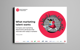 Marketing talent seeks companies with purpose, WFA research