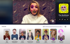 L'Oréal teams up with Snap for video-call beauty filters