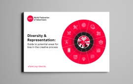 WFA launches guide to diversity and representation through the creative funnel