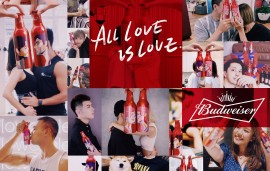 AB InBev / 'All love is love'