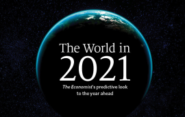 Webinar: The Economist presents The World in 2021