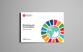 New research suggests marketers lag corporate progress on the sustainability journey