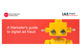 Webinar: A Marketer's guide to digital ad fraud