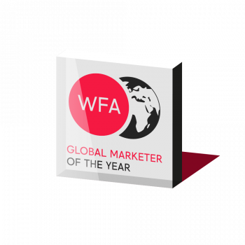 Global Marketer of the Year 2019