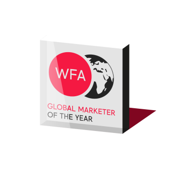 WFA Global Marketer of the Year 2020